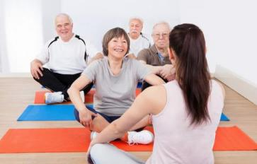 Yoga Beats Gold-Standard Therapy to Boost Memory in the Elderly