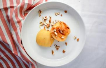 Spice Up Your Winter With Delicious Poached Apples