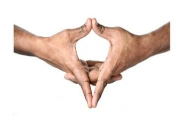 Mudras For Mind // Body // Spirit: Uttarabodhi Mudra