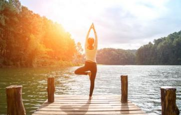 Living Yoga: 6 Steps For Equanimity In Your Yoga Practice