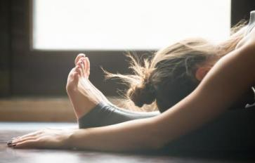 5 Yin Yoga Poses For Flexibility & Relaxation
