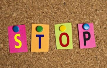 Be More Productive With A Stop-Doing List